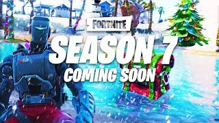 *NEW* SEASON 7 BATTLE PASS THEME LEAKED! - Fortnite Battle Royale Season 7 Info & Leaks