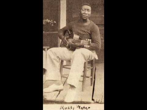 Country Blues, MUDDY WATERS,(1941) Blues Guitar Legend