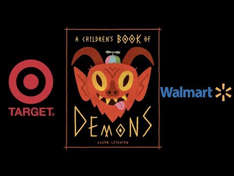 YOU WON'T BELIEVE WHAT WALMART AND TARGET ARE SELLING TO KIDS...