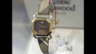 비비안 웨스트우드 여성용  가죽밴드 시계  VV085B…
