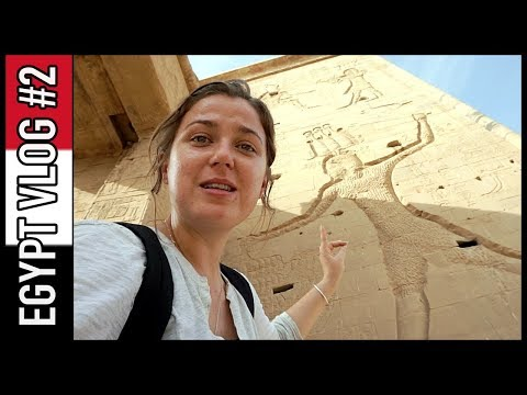 NONE OF THIS FEELS REAL | Egypt Travel Vlog #2