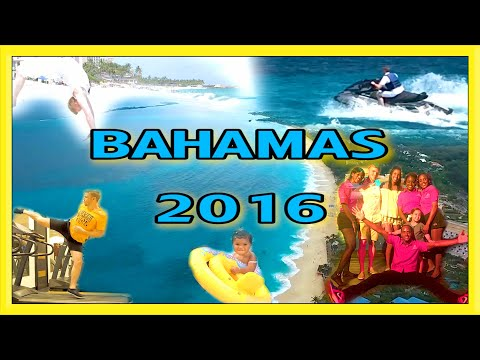 Bahamas Holiday | Family, Fun, Taekwondo Kicks & Tricking