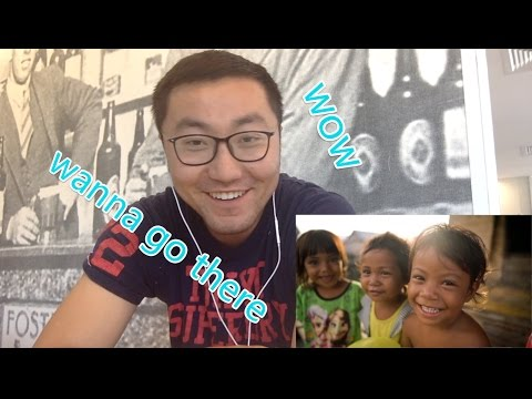 Chinese reaction to Wonderful Indonesia: The Journey to a Wonderful World REACTION VIDEO