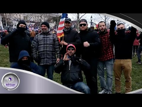 Race Soldier Indicted With The Proud Boys After He Was Spotted Storming The Capitol