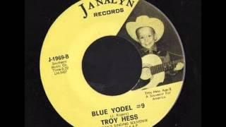 Troy Hess - Blue Yodel #9