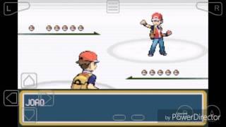 Como trocar e batalhar com um amigo no pokemon fire red