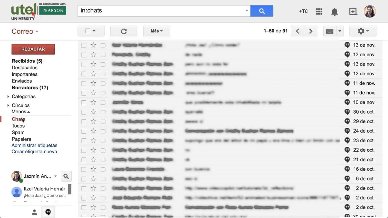 como ver mis conversaciones de whatsapp en gmail