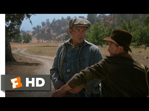 Of Mice and Men 110 Movie CLIP  Lennies Dead Mouse 1992 HD