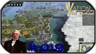 Civilization 5 ★ Die Welt umsegeln ★ Lets Battle Civilization 5 #019