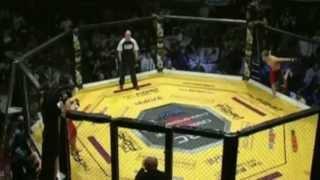 Смерть на ринге UFC