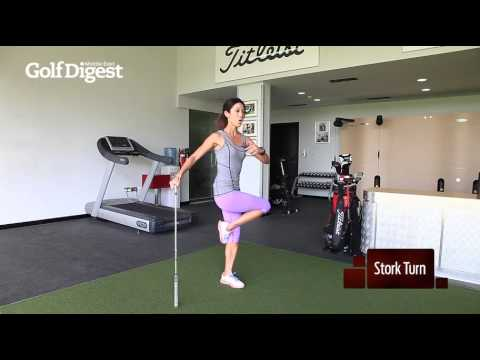 The Ultimate 5 minute Golf Warm Up!