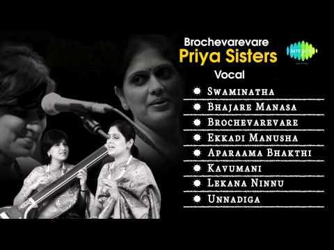 Brochevarevare   Priya Sisters   Jukebox