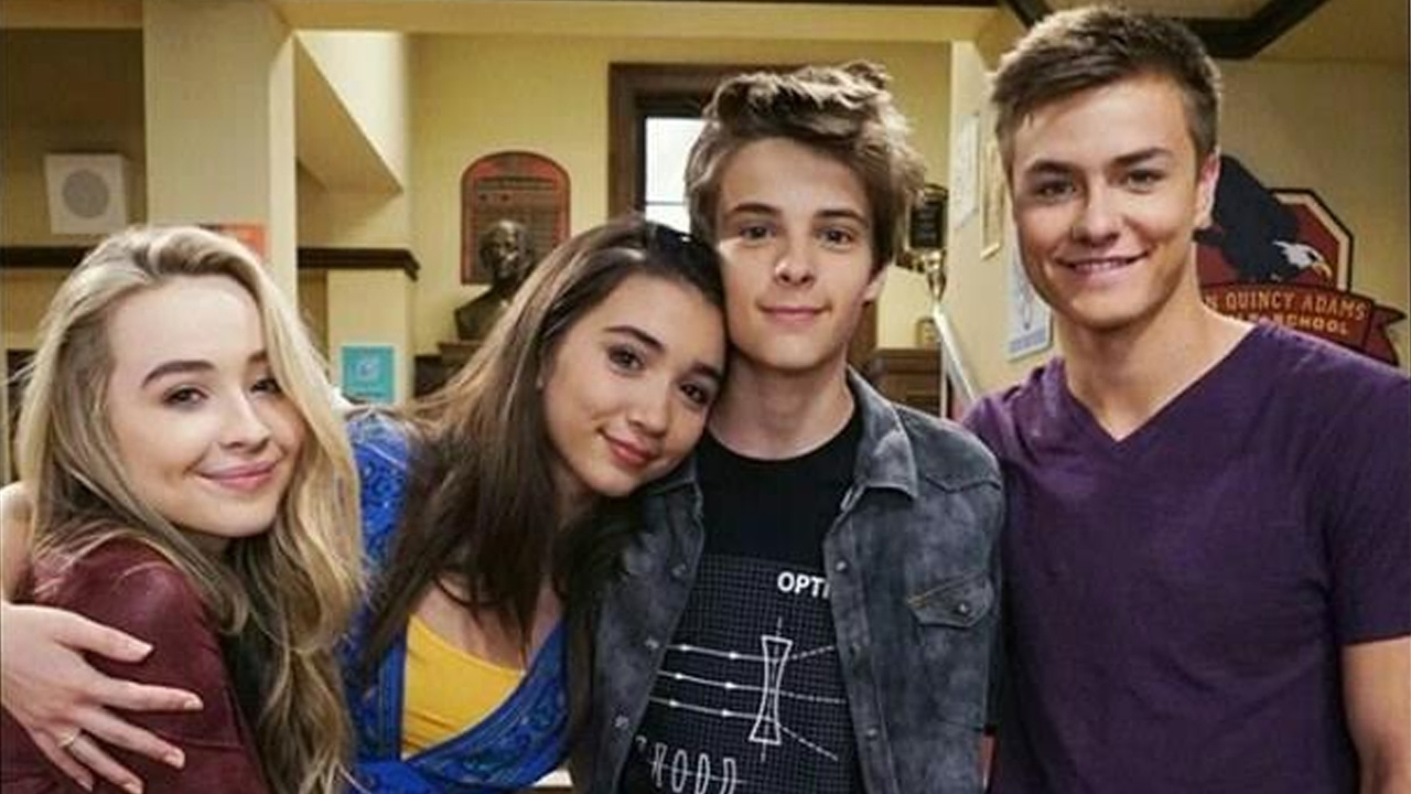What season is girl meets world on believe, that