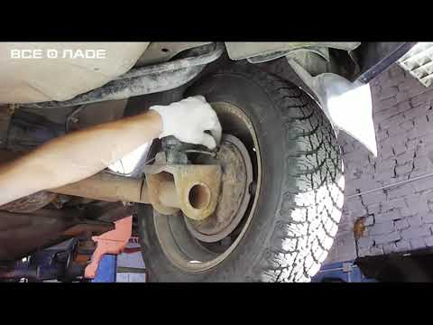 Как правильно прокачать тормоза на лада калина