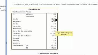 Repeat youtube video Anaísis de Datos con Estadística Descriptiva-SPSS.mp4