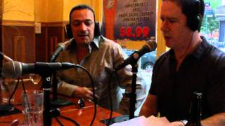 Part 1 of Anthony Rubio Of Bandit Rubio Designs Radio Interview on The Andy Troy Show