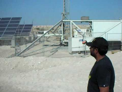 UAE DU BTS TELECOM SOLAR  Towers   Salim Mastan From Noor Power