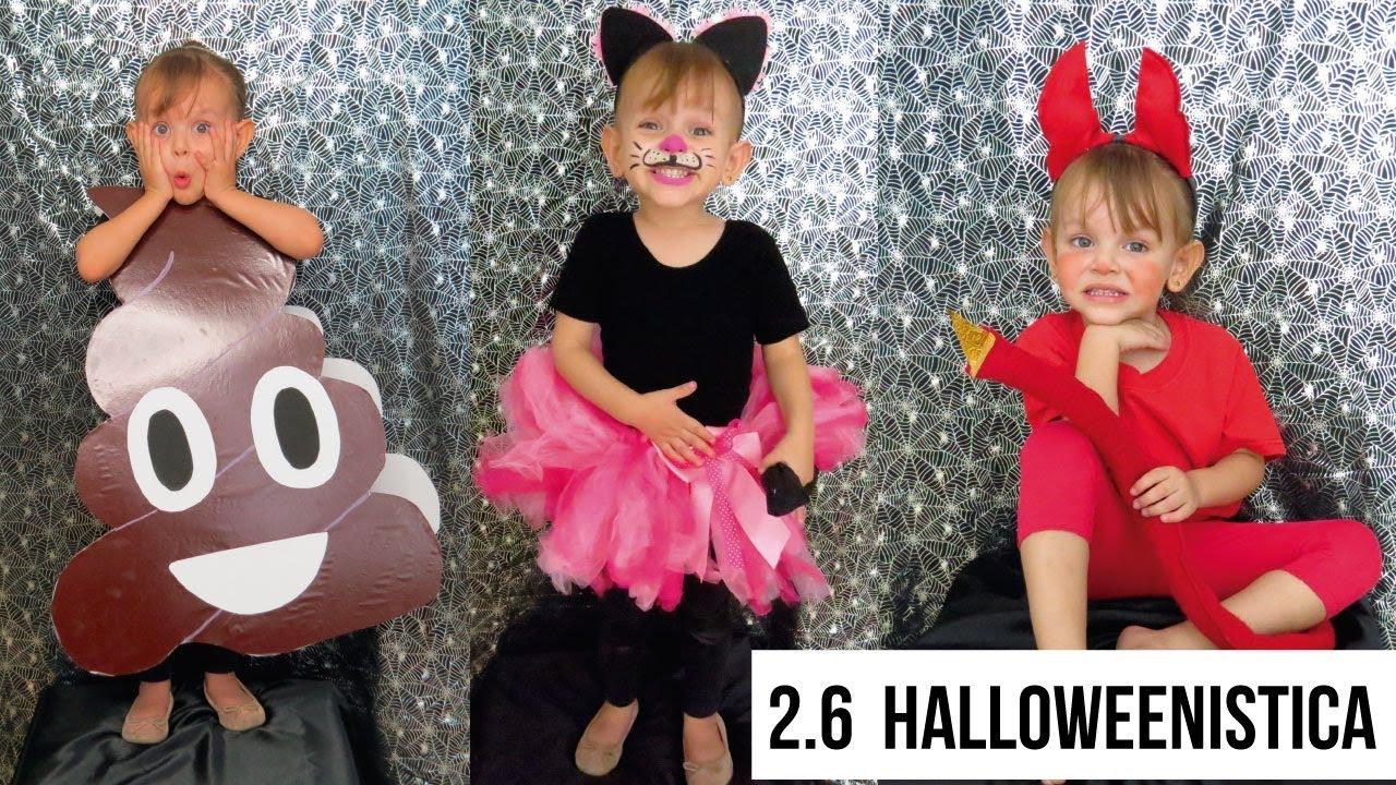 2 6 mamilogia disfraces para halloween faciles y rapidos - Disfraces para bebes nina ...