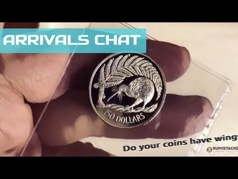 Do Your Coins Have WINGS?  Platinum Kiwi, 1823 2 Sovereign, 3 Emperors And Much More Coin Fun.