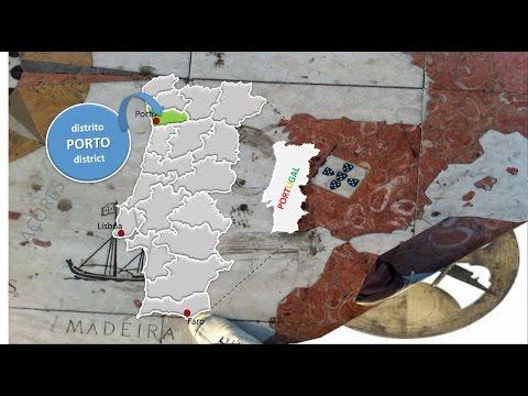 distrito PORTO district