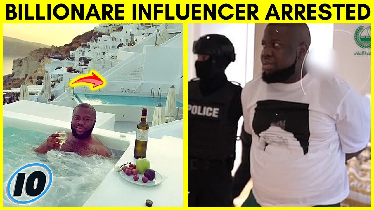 Billionaire Influencer Arrested And Exposed For Faking His Wealth