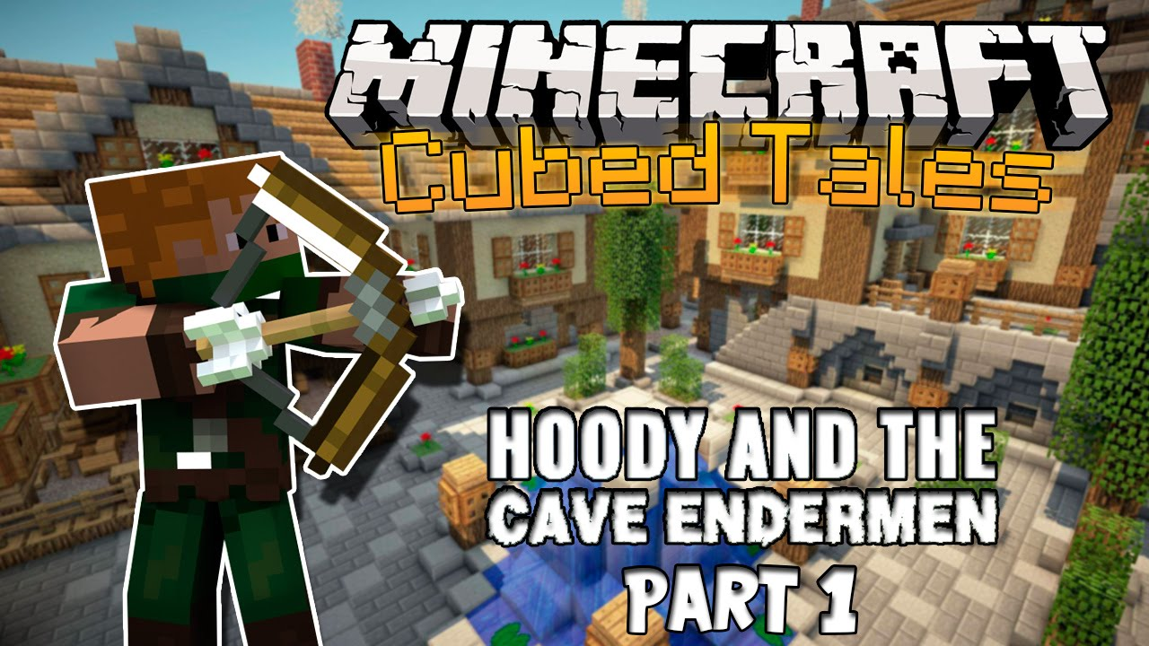 Download Cubed Tales: Minecraft Cartoon Audio Book! Hoody Part 1