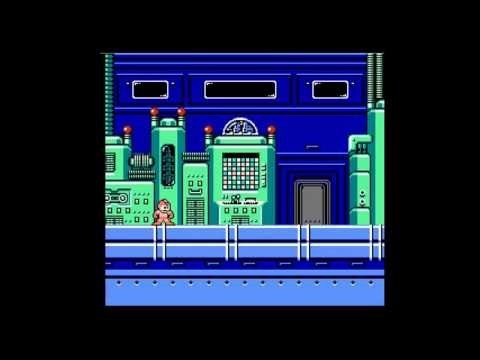 Megaman I to VI - All the fucking ends + Extras