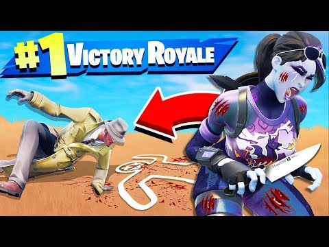 CRAZY MURDER MYSTERY w/ SSundee in Fortnite Battle Royale! *NEW* Fortnite Creative Gamemode!