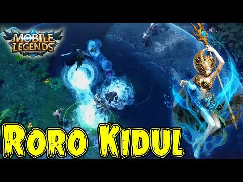 Mobile Legends New Hero Roro Kidul - The Ocean Goddess