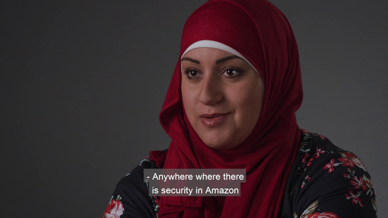 Amazon Women in Security
