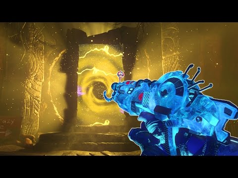 Origins Remastered BO3 Zombies Chronicles Call of Duty Black Ops 3 DLC5 Gameplay