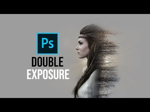 Learn Double Exposure Effect - Photoshop Tutorial thumbnail