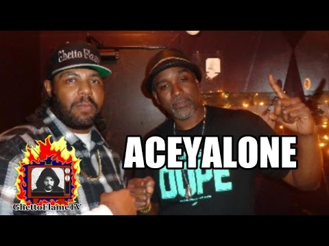 Aceyalone #FreestyleFellowship Talks Multiple Topics Like Top Rappers Of All Time   @GhettoFlameTV