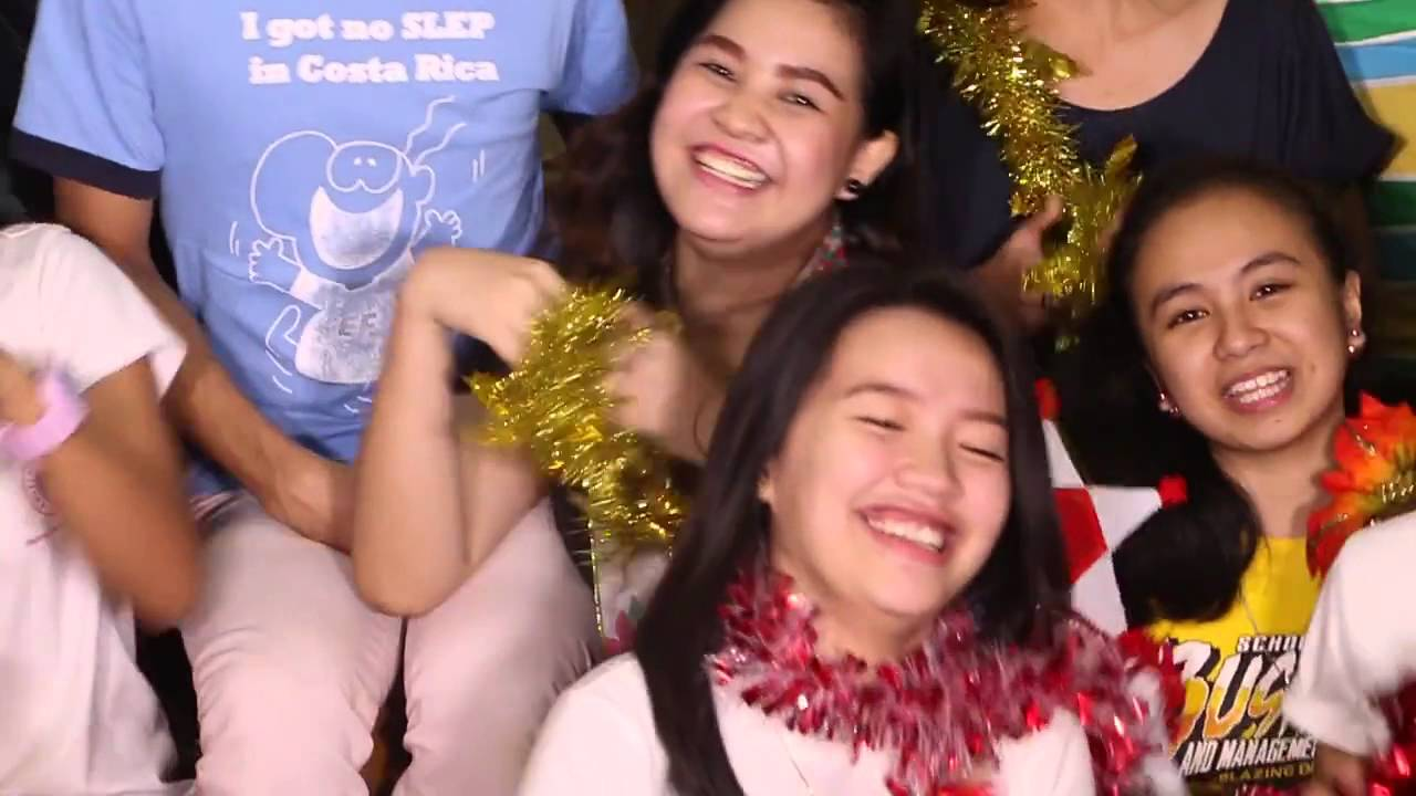 """HCDC Christmas School ID 2015 """"Diwa ng Kapaskuhan"""""""