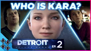 DETROIT: BECOME HUMAN #2: Cry Me a River, Todd! - UpUpDownDown Plays