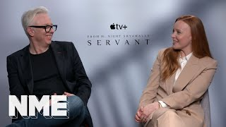 Servant | showrunner Tony Basgallop and star Lauren Ambrose on the show's creepiest prop
