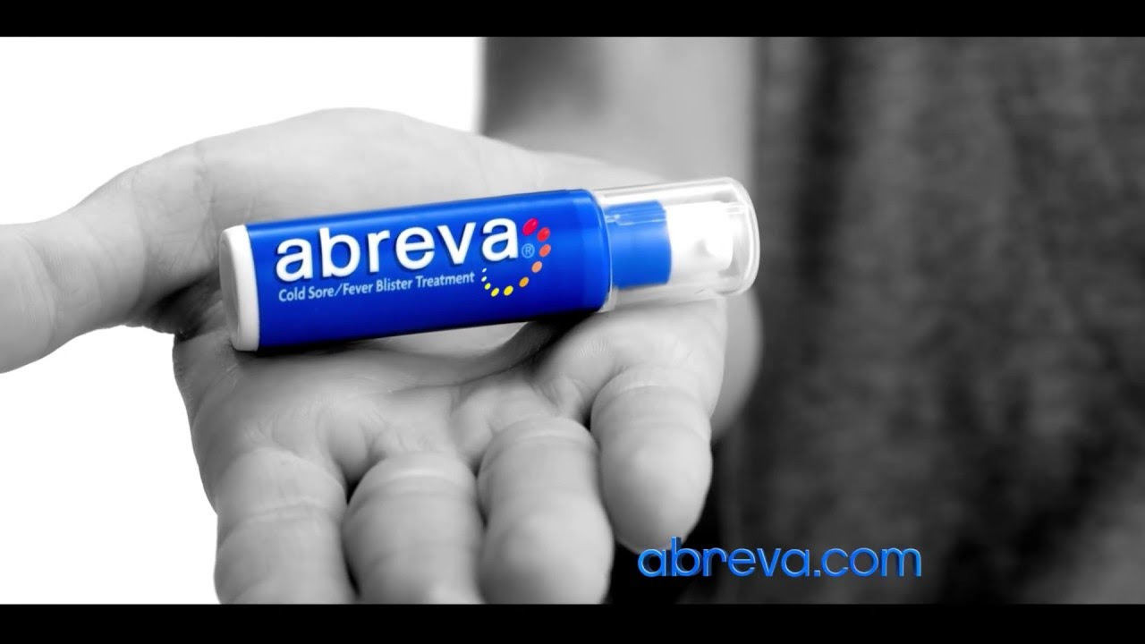 Cold Sore Treatment  How Abreva Works