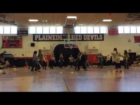 Plainedge Sports Day Teacher Dance 2015