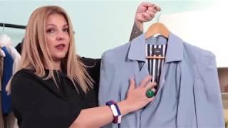 Как да гладим специфични кройки с помощта на модния стилист Антония Йорданова