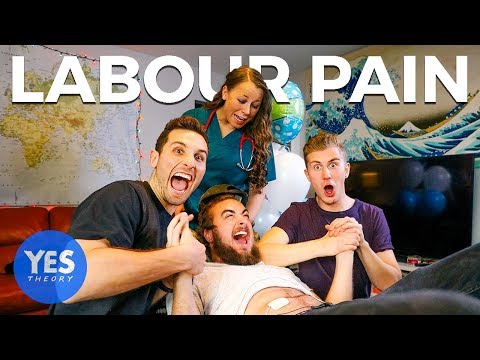SAYING YES TO TRYING CHILDBIRTH PAIN