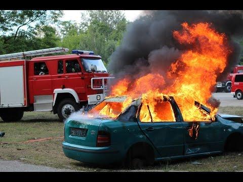 Legionowo: Powiatowe Ćwiczenia Straży Pożarnej