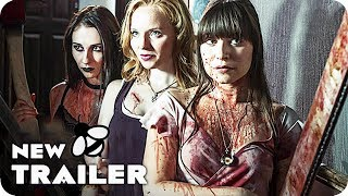 BOOK OF MONSTERS Trailer (2018) Horror Movie