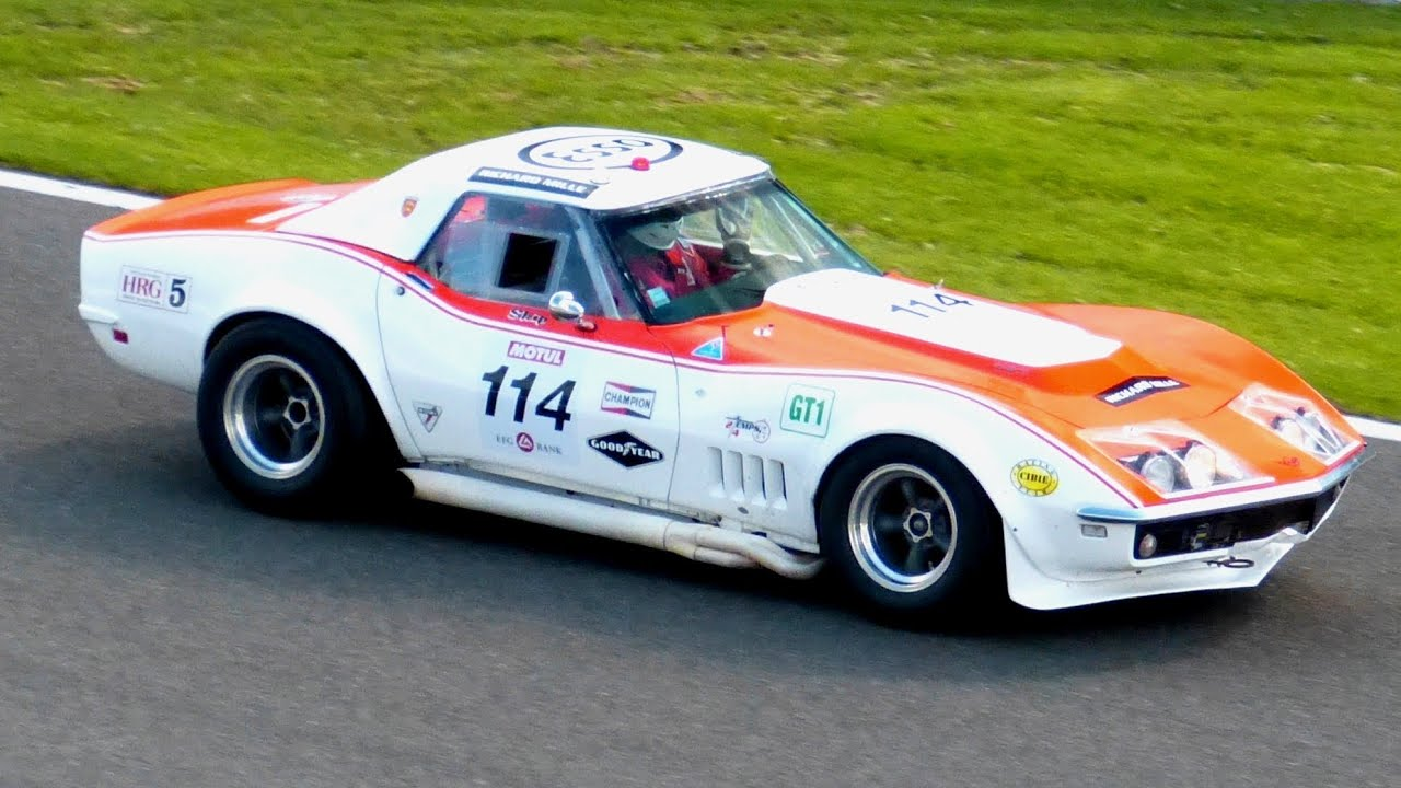 1969 Corvette For Sale >> Chevrolet Corvette C3 Historic Le Mans Racer! Great Sounds! - YouTube