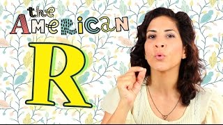 Make the American R American English Pronunciation Consonants
