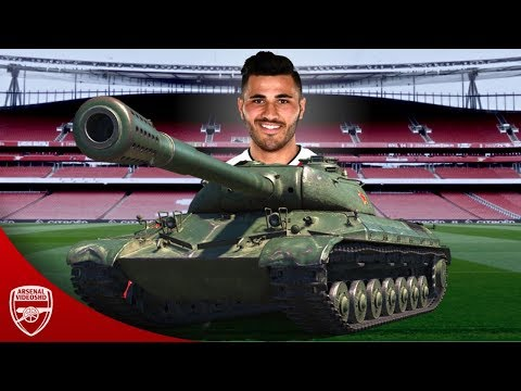 Sead Kolasinac - The Tank