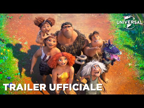 I Croods 2: Una Nuova Era – Trailer Ufficiale (Universal Pictures) HD