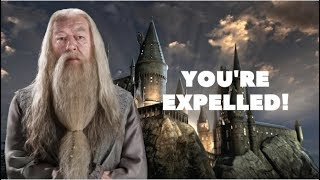 What Happens If You Get Expelled From Hogwarts?