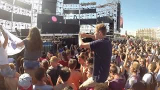 Live Julian Jordan à L'EMF 2014