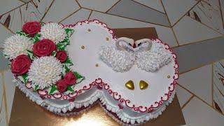 Торт на годовщину нашей свадьбы