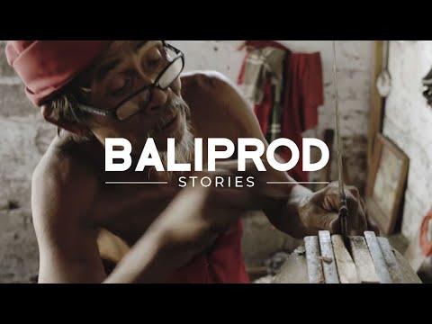 Portrait Of A Kris Blacksmith - Baliprod Stories